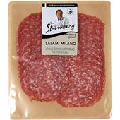 Salami Milano 100g Glenn Strömberg Collection