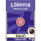 Salvi Big Pack 75g Läkerol