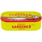 Sardiner I Tomatsås 125g Eldorado