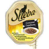 Säsongsdelikatess Kattmat 100g Sheba