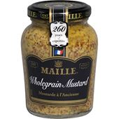 Senap Wholegrain 210g Maille