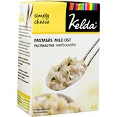 Simply Cheese Mild Ostsås 400ml Kelda