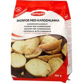 Skorpor Glutenfri 150 g Semper