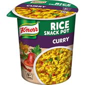 Snack Pot Rice Curry 87g Knorr