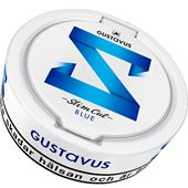 Snus 10-p Slim Cut Blue Gustavus