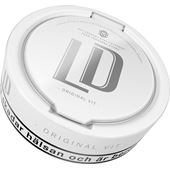 Snus 10-p Vit Portion LD