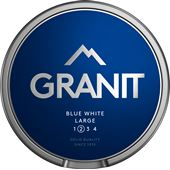 Snus Blue White Large 10-p Granit