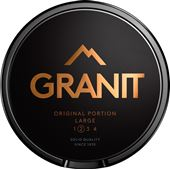 Snus Original Portion 10-p Granit