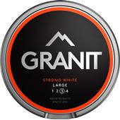 Snus Strong White Portion 10-p Granit