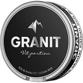 Snus Vit Portion 10-p Granit