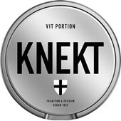 Snus Vit Portion 10-p Knekt
