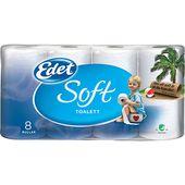 Soft Toalettpapper 8-p Edet