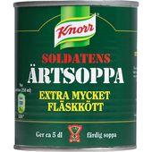 Soldatens ärtsoppa 350g Knorr