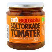 Soltorkade Tomater Ekologiska 290g Garant