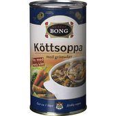 Soppa Kött 550g Bong