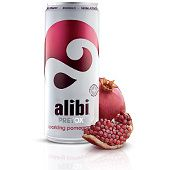 Sparkling Pomegranate 33cl Alibi