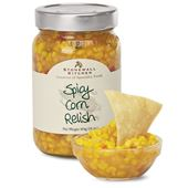 Spicy Corn relish 454g Stonewall Kitchen