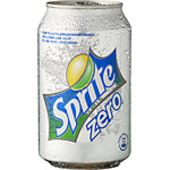 Sprite Zero Lemon-L 33cl burk Sprite