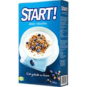Start! Blåbär 725g