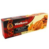 Stem Ginger Biscuit 150 g Walkers