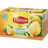 Sun Tea Lemon 20-p Lipton