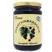 Svart Vinbärsgele Ekologisk 410g Tillmans