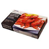 Frysta Svenska Kräftor 500g Lobster