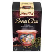 Sweet Chai Tea Eko 17st Yogi Tea