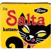 Tablettask Salta Katten 22g Fazer