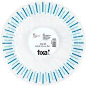 Tallrik 23cm Blå Flat 50-p Fixa