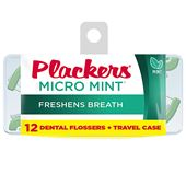 Tandtrådsbygel Micromint 12-p Plackers