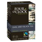Te Earl Grey EKO Fairtade 16-p Four O´Clock