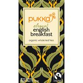 Te Elegant English Breakfast EKO 20-p Pukka
