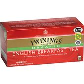 Te English Breakfast Ekologisk 25-p Twinings