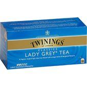 Te Lady Grey 25-p Twinings