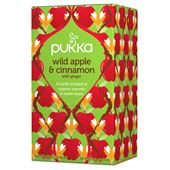 Te Wild Apple & Cinnamon EKO 20-p Pukka