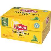 Te Yellow Label 50-p Lipton