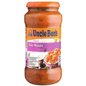 Tikka Masala 450g Uncle Bens