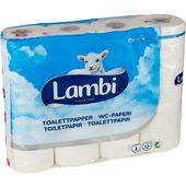 Toapapper Soft & Caring 12-p Lambi