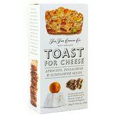 Toast Aprikos/Pistage/Solros 90g Fine Cheese