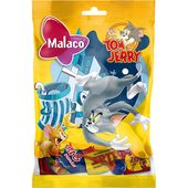 Tom & Jerry påse 135g Malaco