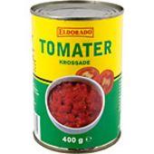 Tomater Krossade 400 g Eldorado