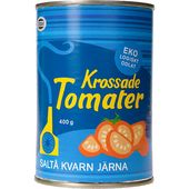 Tomater Krossade Eko 400g Saltå Kvarn