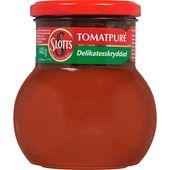 Tomatpure glas 440g Slotts