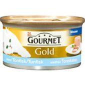 Tonfisk i Mousse 85g Gourmet Gold