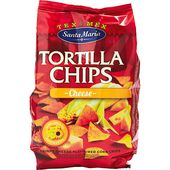 Tortilla Chips Cheese 200g Santa Maria