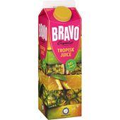 Tropisk Juice 1L Bravo