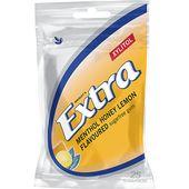 Tuggummi Honey&lemon påse 35 g Extra