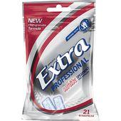 Tuggummi Prof white påse 35 g Extra