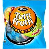 Tutti Frutti rings 175g Fazer